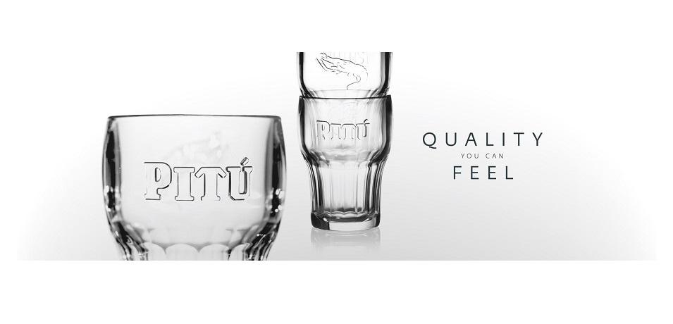 Branded glassware bespoke glasses 955