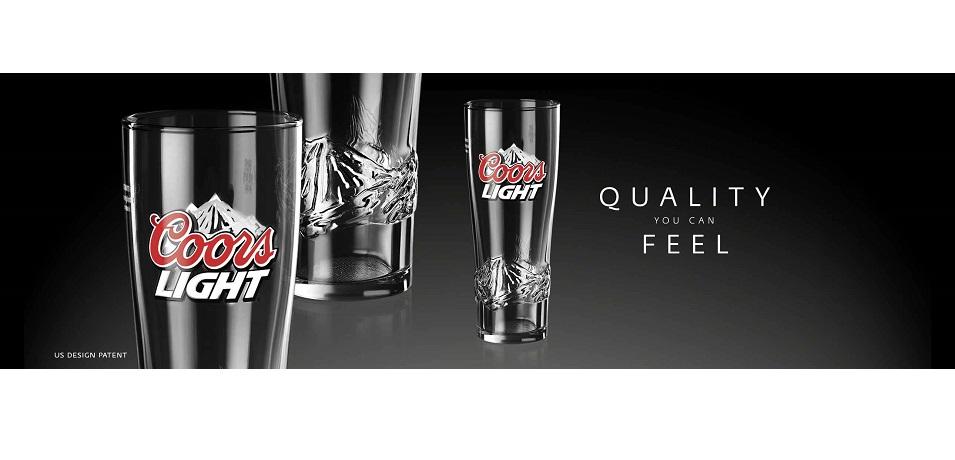 Branded glassware toughened glasses 955