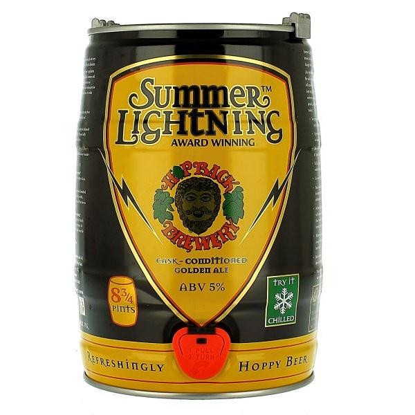 Hopback Summer Lightning mini keg slideshow 600