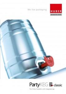 HUBER party keg mini kegs pdf cover