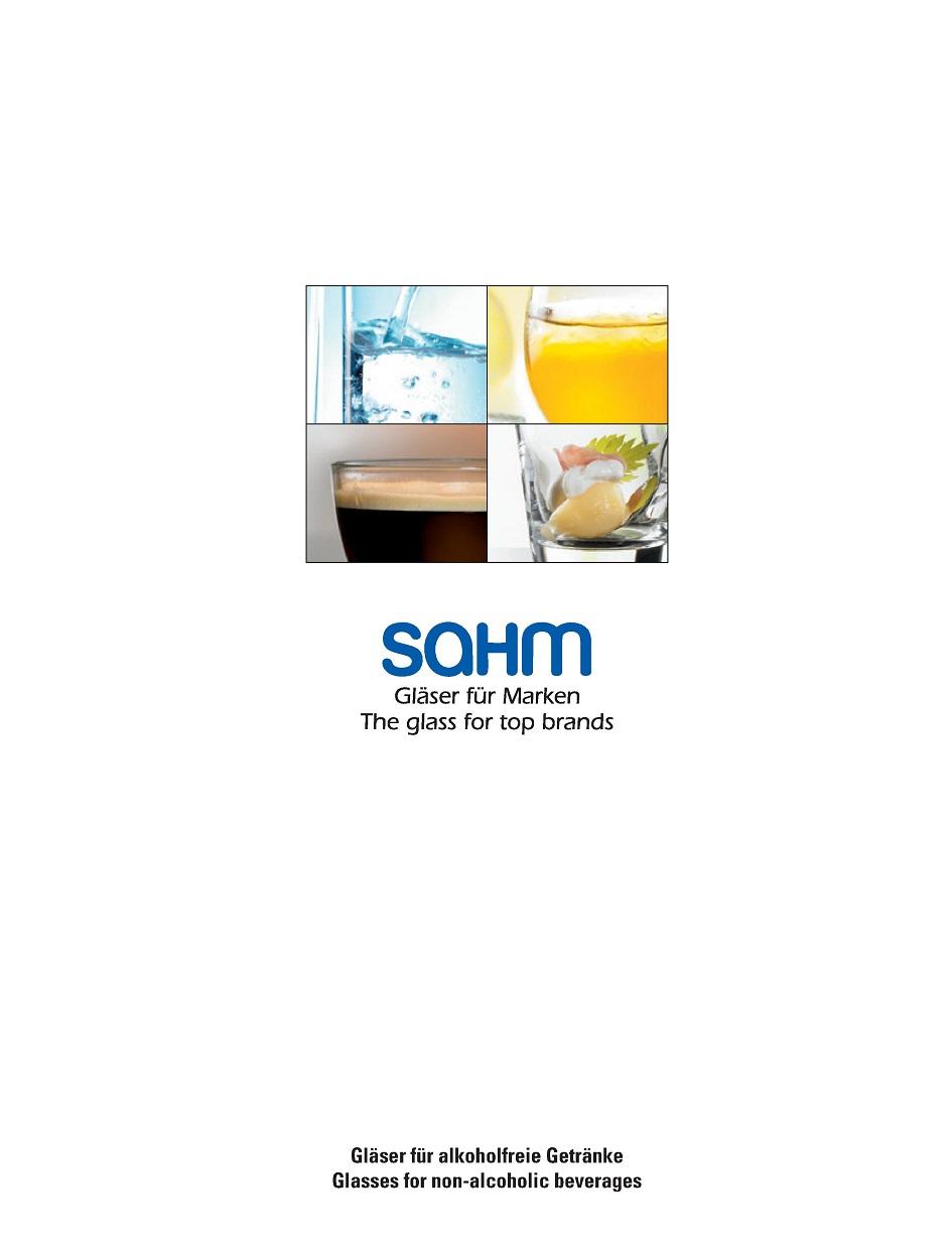 Sahm branded soft drink glasses pdf cover