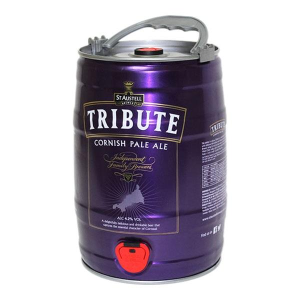 St Austell Tribute mini keg slideshow 600