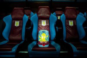 Aston Villa Football Mini Keg Purity Pale 600