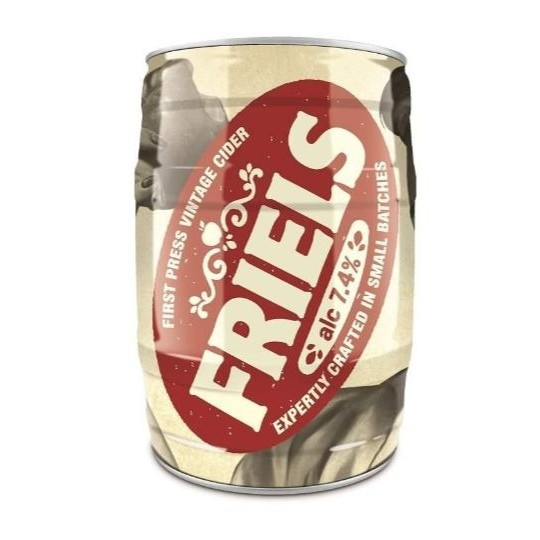Friels Vintage Cider mini-keg