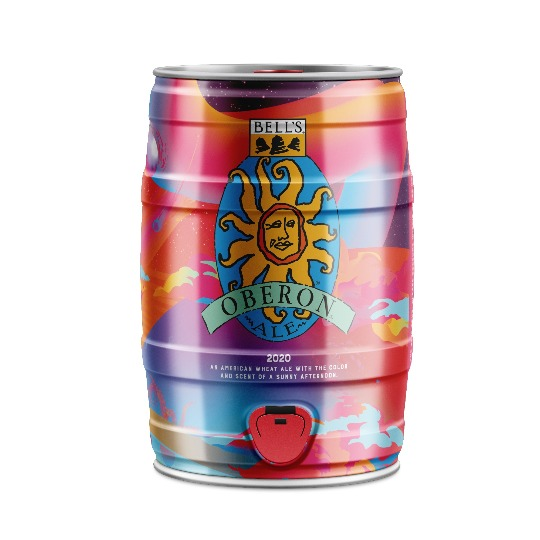 Bells Oberon Ale mini-keg