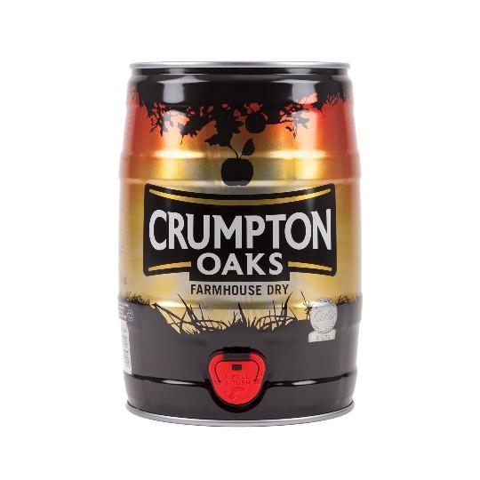 Crumpton Oaks Farmhouse Dry mini-keg