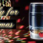 Strictly for Christmas mini keg 945