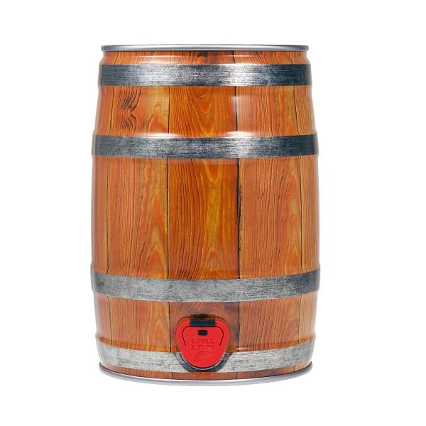 Oak barrel mini keg slideshow 600
