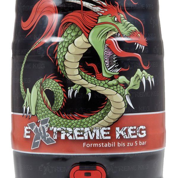 huber extreme export mini keg
